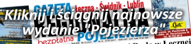 Najnowsze wydanie gazety Pojezierze