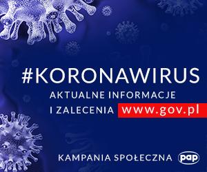KORONAWIRUS w Polsce - najaktualniejsze informacje