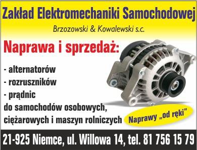 Elektromechanika Niemce